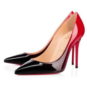 Туфли Christian Louboutin So Kate лаковые